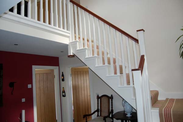 Timber staircase Blairgowrie